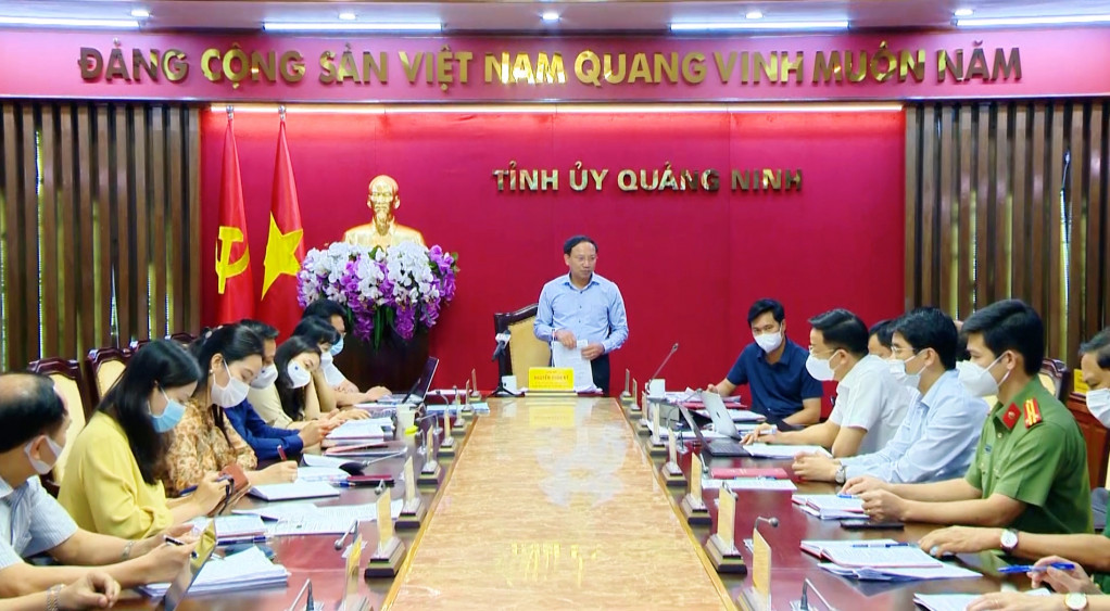 Từ 00h00' ngày 20/7, khuyến cáo người dân Quảng Ninh chỉ ra khỏi nhà khi thực sự cần thiết